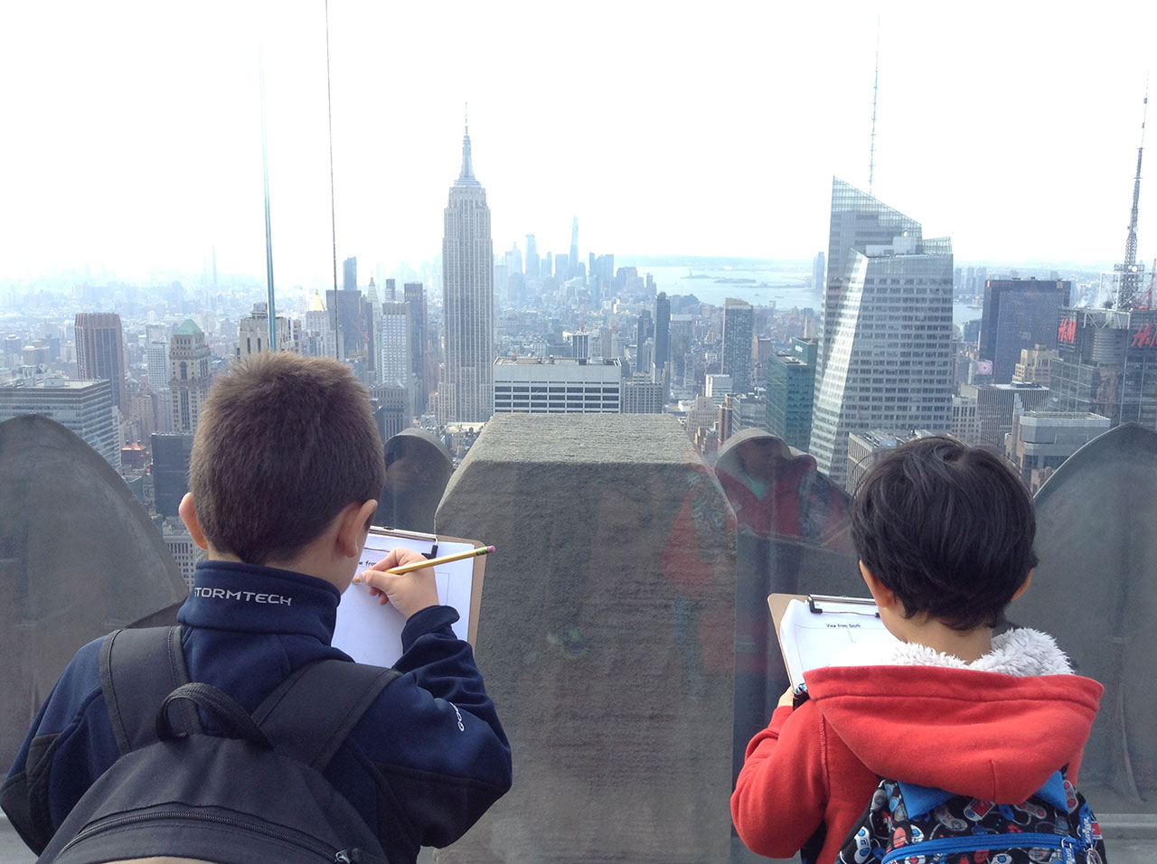 Top of the Rock Teaching